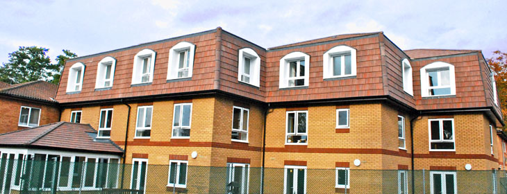 Herons Park Dementia Care Home in Kidderminster, Worcestershire